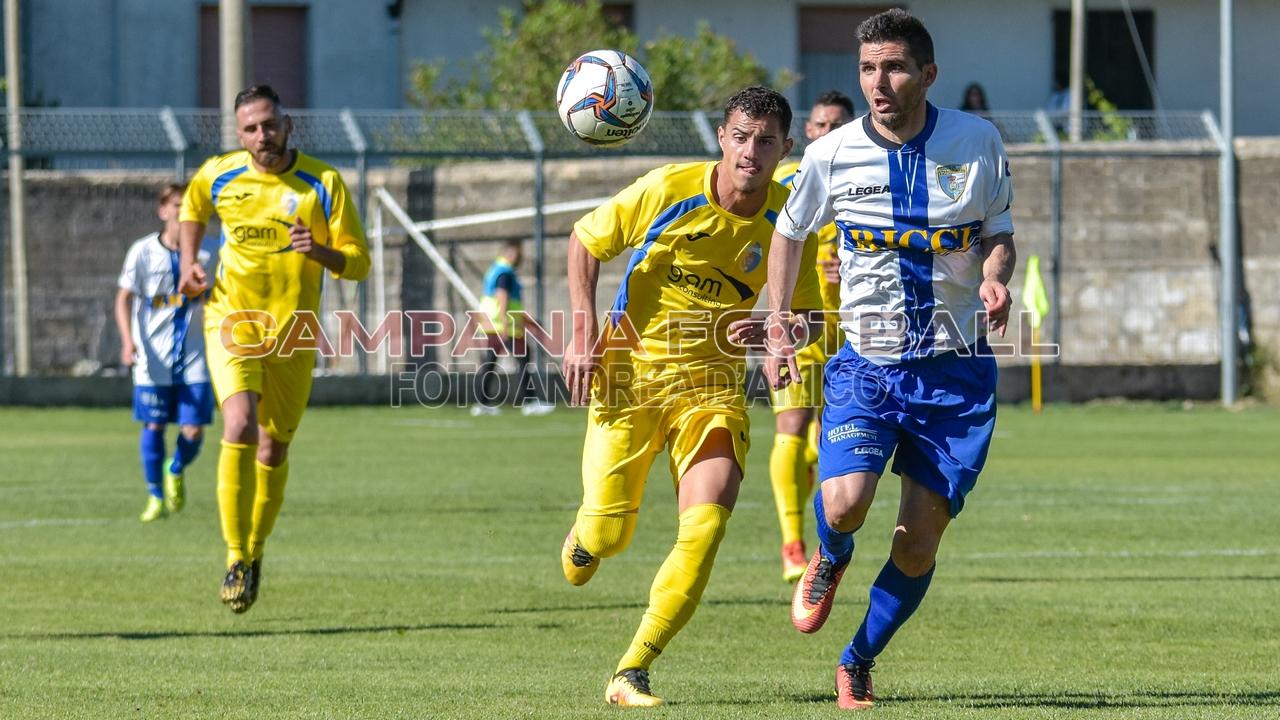 FOTO | Spareggi Nazionali Eccellenza: Audax Cervinara-Vastogirardi 1-0