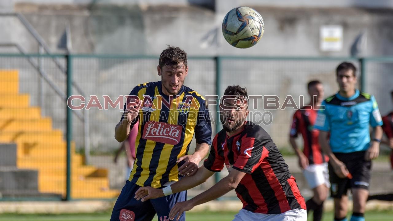 FOTO | PLAY OFF SERIE D GIRONE H: Nocerina-Gravina 4-1