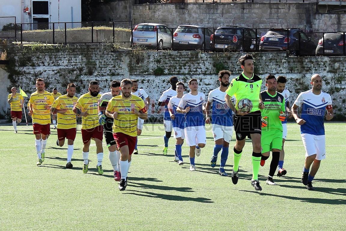 Real San Gennarello, tre punti per la salvezza. Primo ko esterno per il Comprensorio