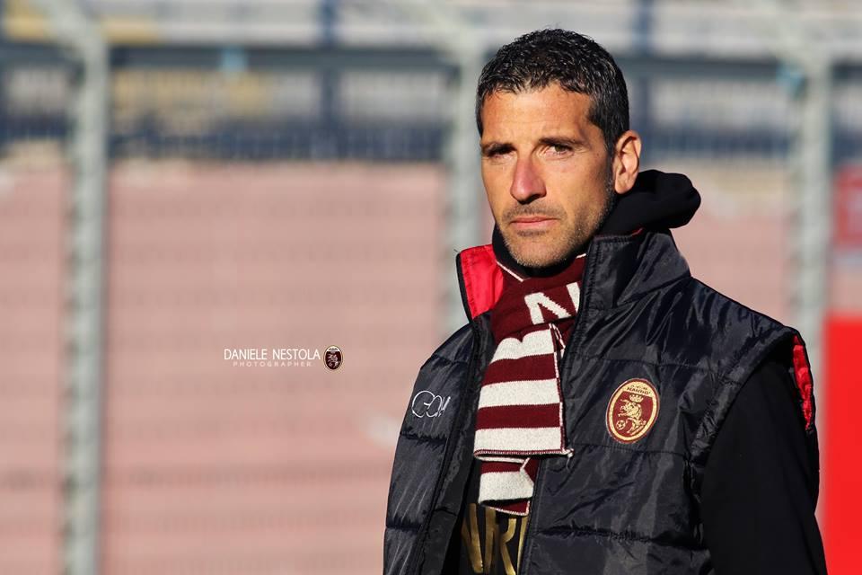 Serie D, Mister Foglia Manzillo riparte dal girone F