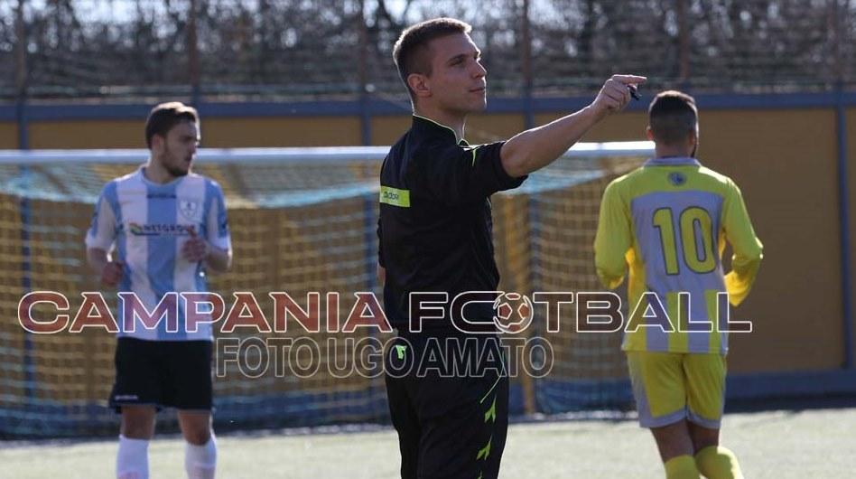 Finale Giovanissimi Regionale: dirige Francesco Esposito di Torre Annunziata