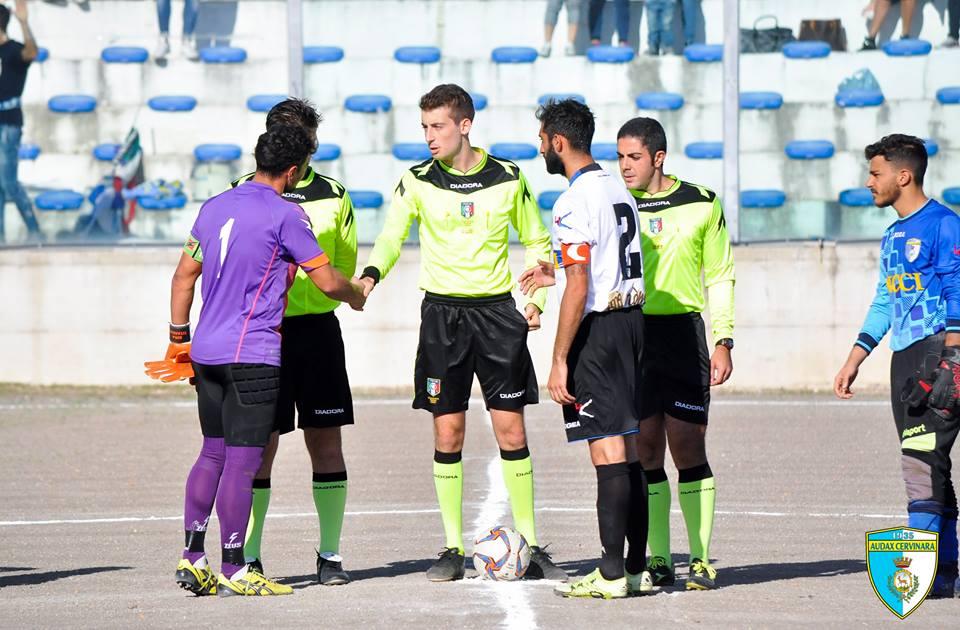 Serie D Girone I: designazioni arbitrali 7ª Giornata