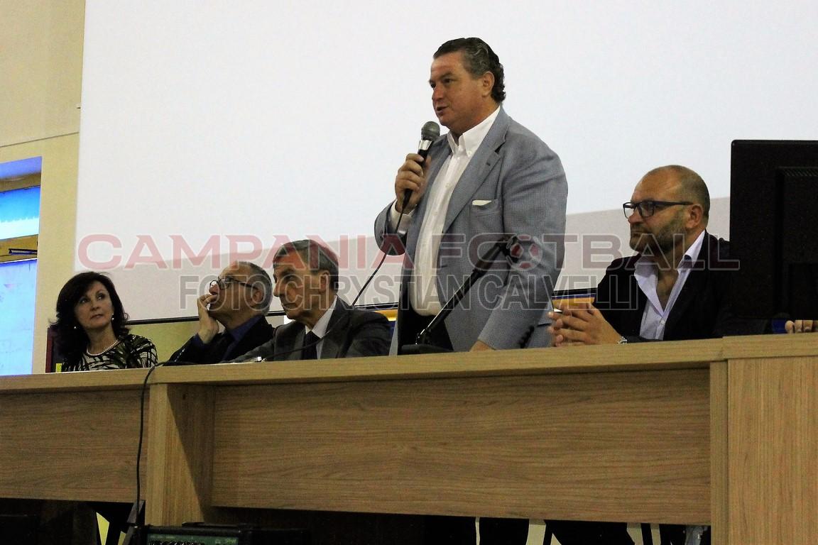 """Fumata nera sullo Iorio. Il presidente D'Addio: """"Andiamo via"""""""