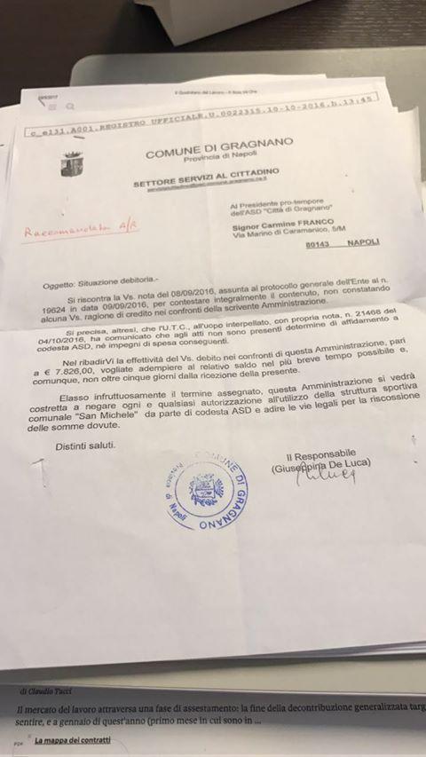 Mistero clausola, l'entourage di Franco chiarisce con documenti esclusivi