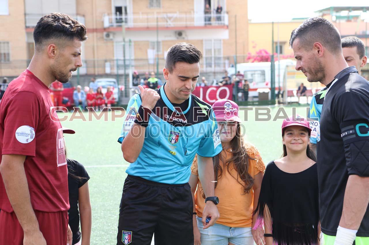 FOTO | Andata 1° Turno Spareggi Nazionali: San Giorgio-Lagonegro 0-0