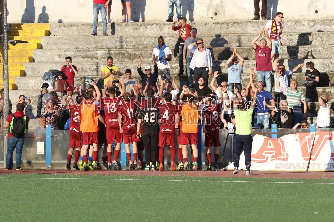 Vittoria in rimonta per il San Giorgio, battuto 3-2 il Pimonte