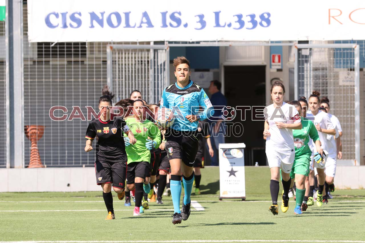 FOTO | Serie C Femminile: Frattese-Streghe Benevento 3-2