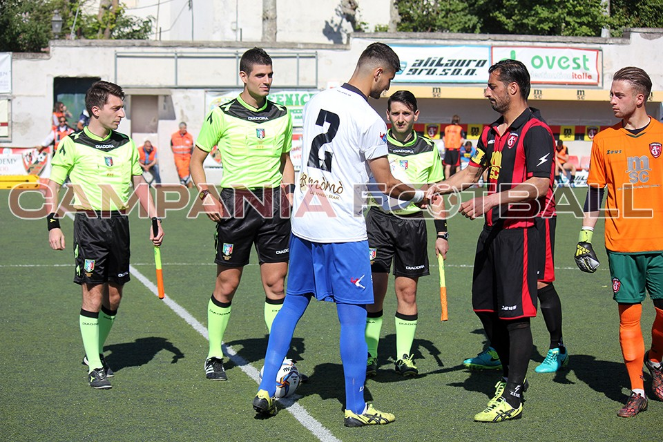FOTO | Finale Play Off Eccellenza Girone B: Sorrento-Cervinara 0-1