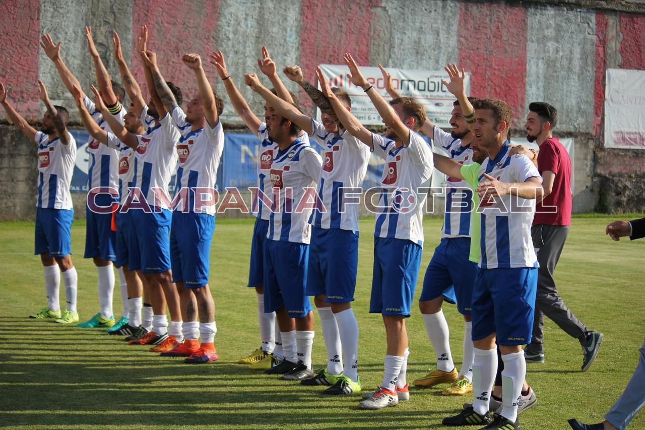 FOTO | Spareggi Nazionali Eccellenza: Lagonegro-San Giorgio 1926 0-2