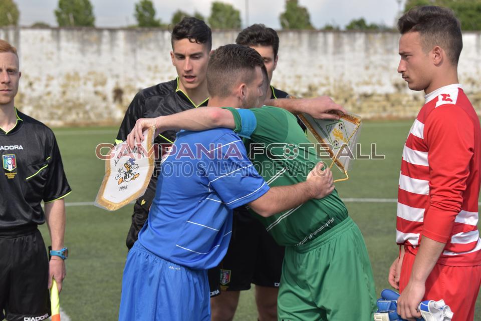 FOTO | Finale Juniores Regionale Campania 2016/17: Juve Domizia-Rinascita Sangiovannese 2-6