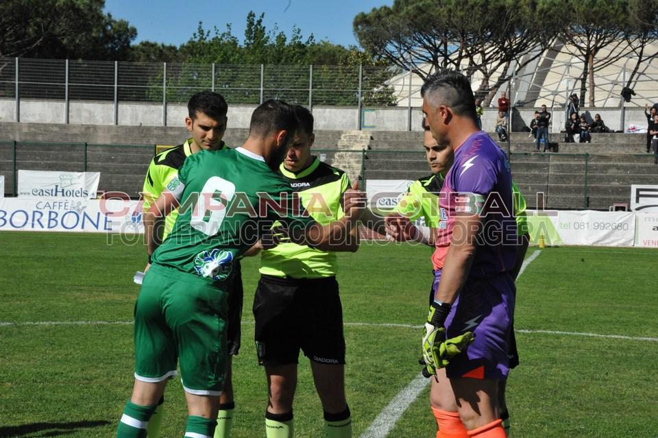 FOTO | PROMOZIONE GIRONE BPLAY OFF: Nuova Ischia-Afro Napoli Unite 1-1 d.t.s.