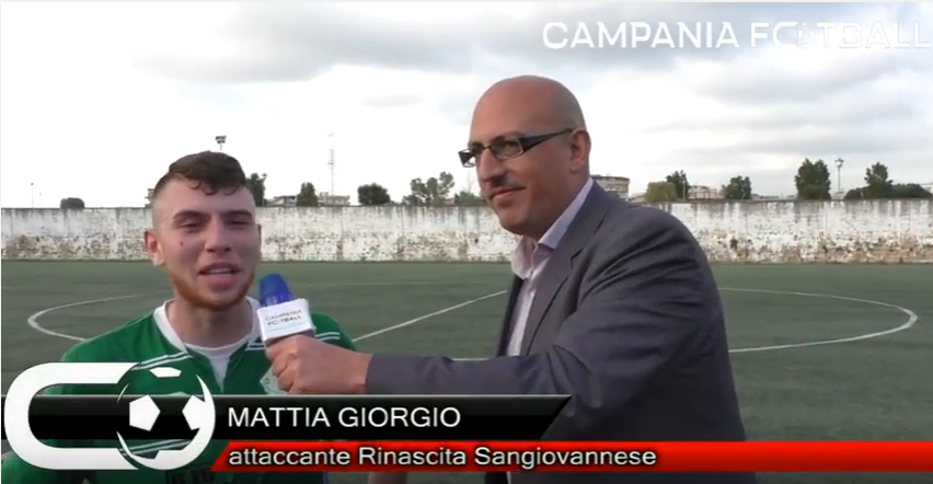 VIDEO | Finale Juniores Regionale: parola a Mattia Giorgio capitano della R. Sangiovannese
