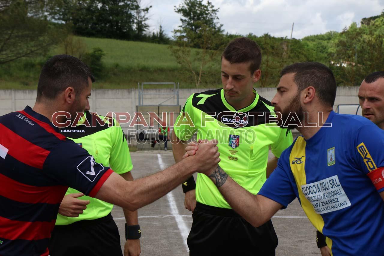 FOTO | Spareggio-Promozione: Eclanese-Cicciano 3-2 d.t.s.