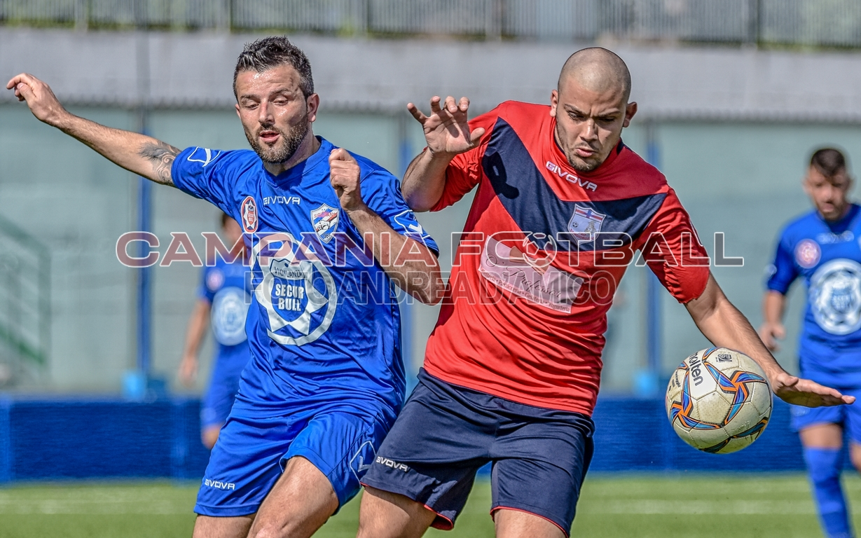 FOTO | PLAY OUT PRIMA CATEGORIA gir. C Pro Sangiorgese-Sirignano 3-1