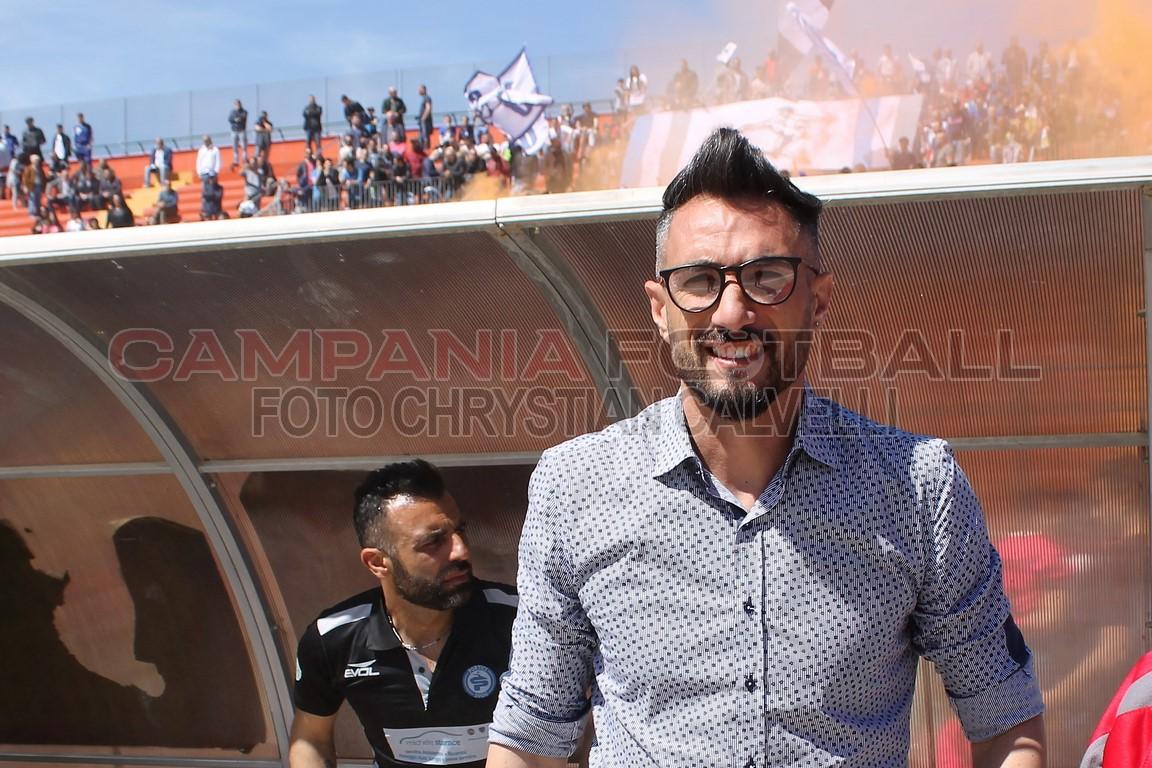 Qui Afragolese, assalto alla Serie D: il club rossoblu ha scelto il nuovo direttore sportivo e allenatore