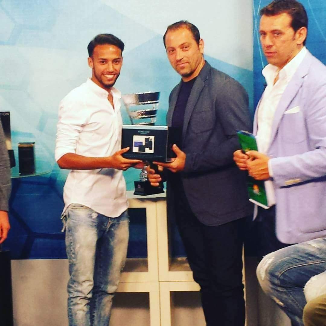 Curiosità: Mansour vince il premio miglior Gol 2017 di Televomero