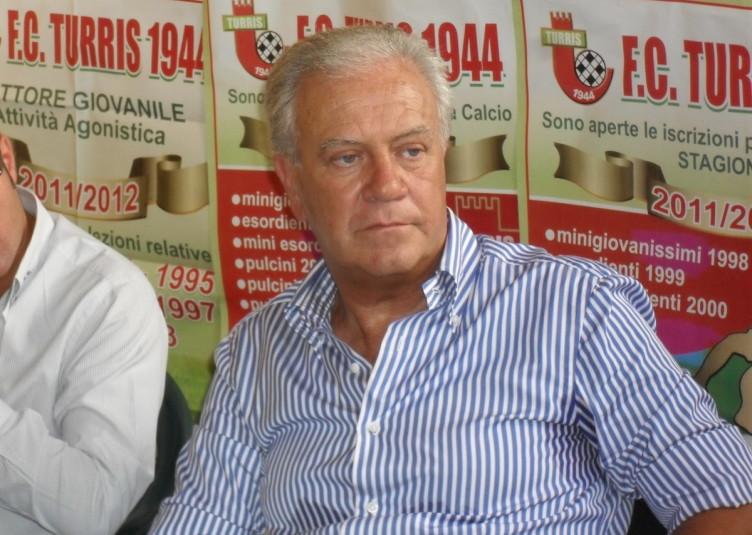 """Situazione Turris, Gaglione: """"Domani incontro Giugliano per verificare la situazione"""""""