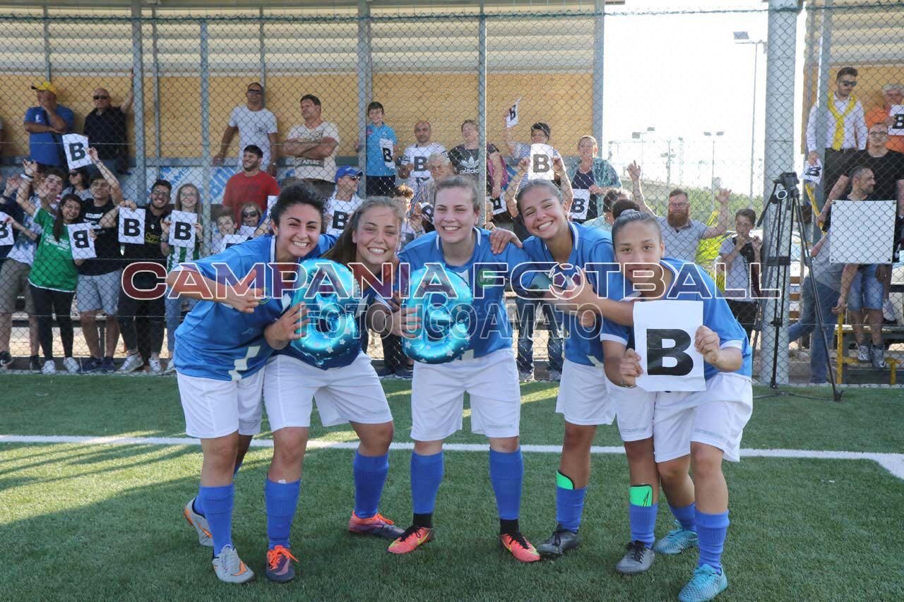 FOTO | Virtus Partenope 6 – 1 Real Salernitana