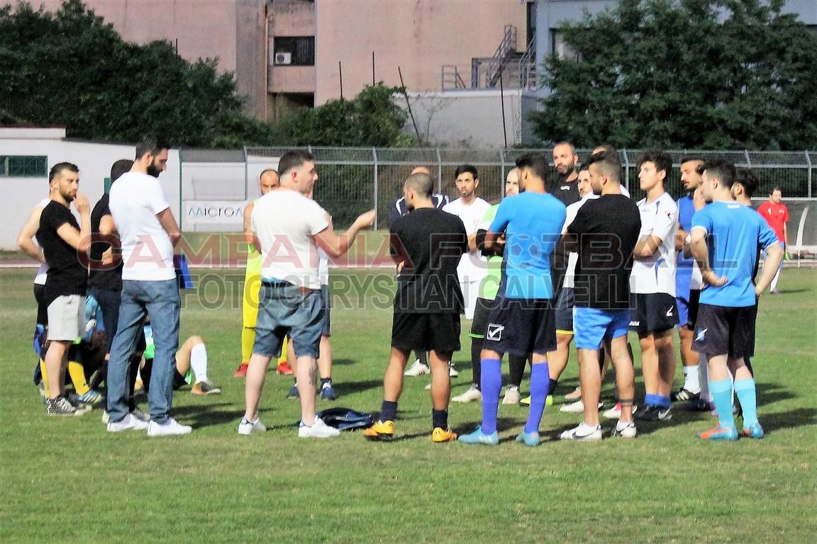 Nuovo club a Marano. Si parte dalla 1° Categoria. Perrillo e Zoccolella i presidenti