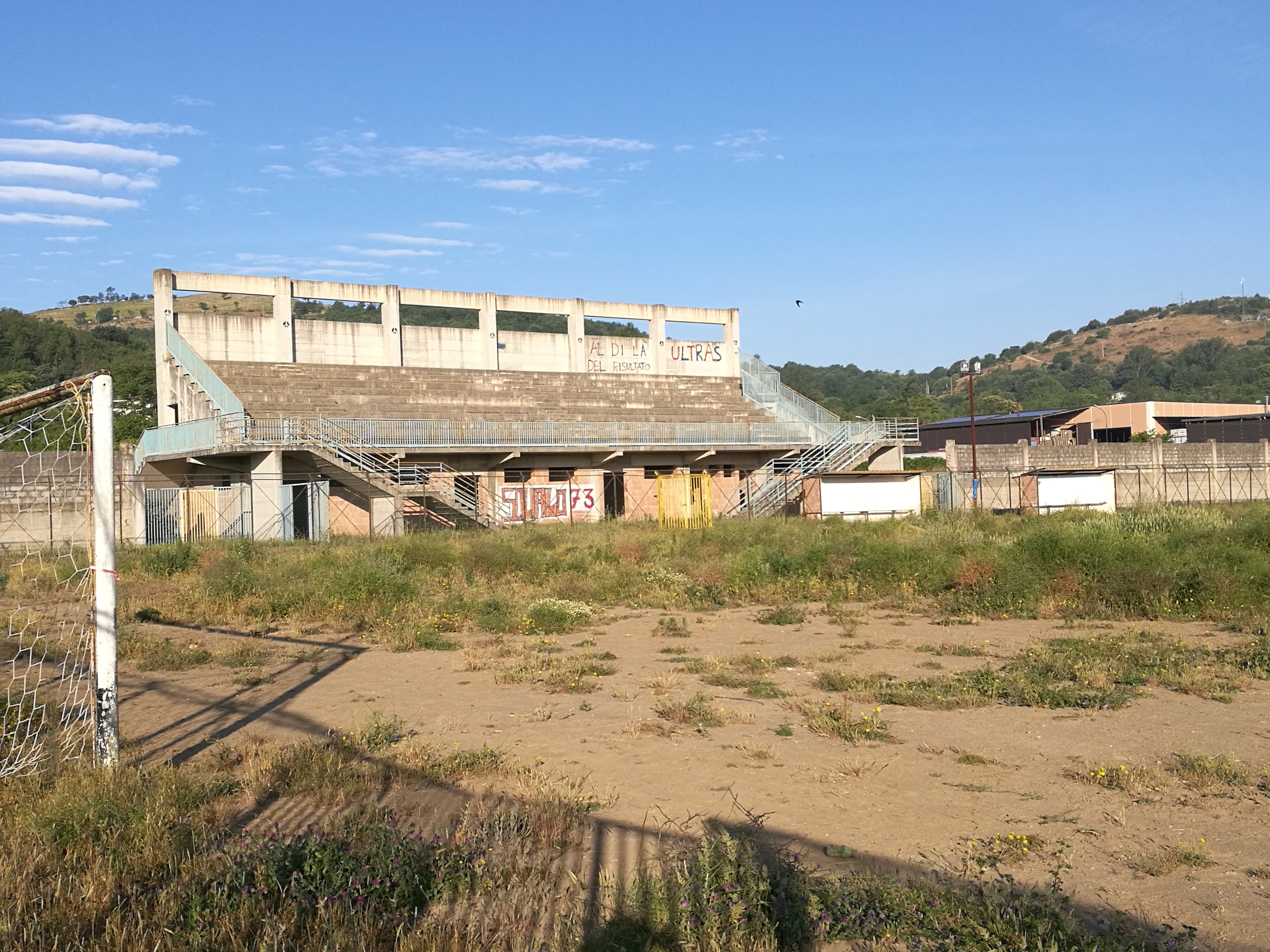 Durazzano: arrivano i fondi per la costruzione degli spogliatoi