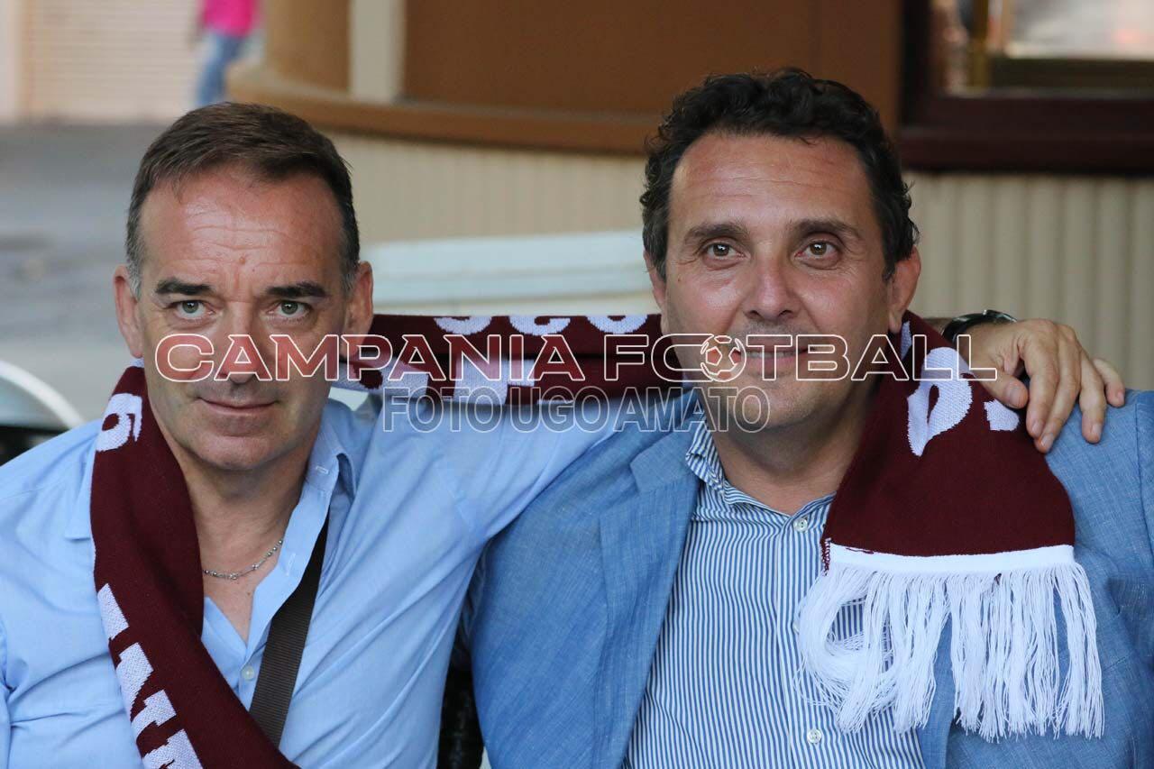 UFFICIALE | Serie D, Sarnese: Gazzaneo non è più l'allenatore dei granata