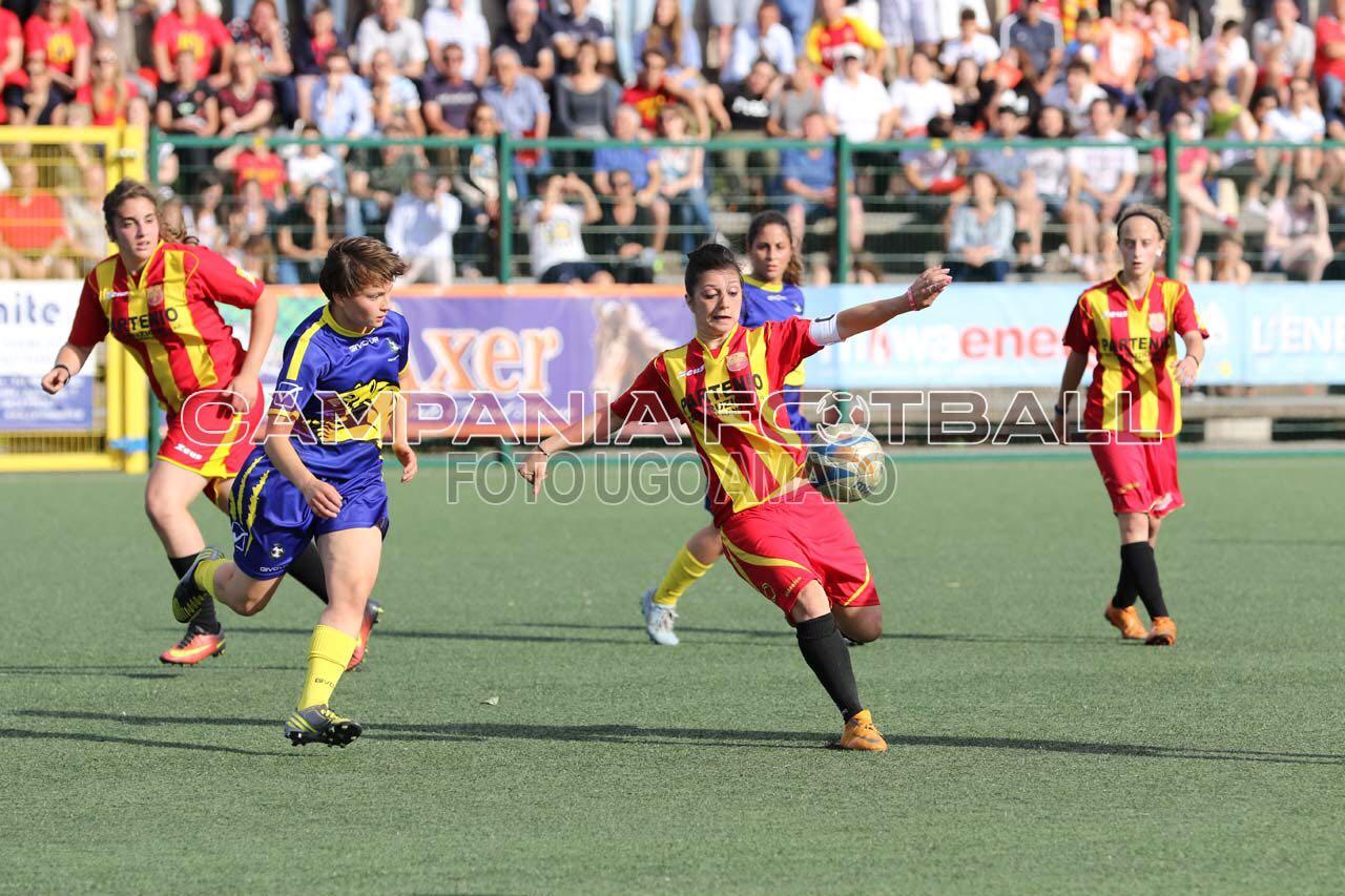 FOTO | Finale Play-Off Le Streghe Benevento 0 – 2 Sant'Egidio Femminile