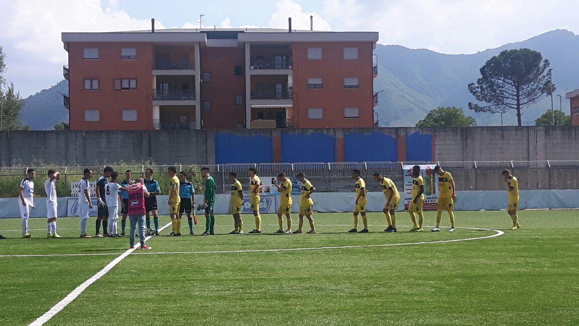 Juniores, il primo match va alla Cavese: 2-1 al Gravina