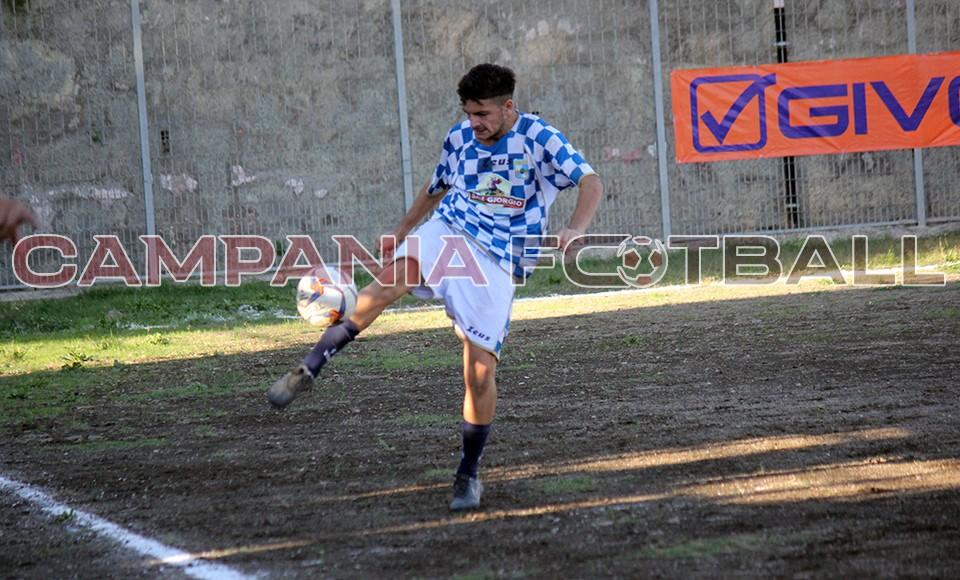 L'obiettivo di Daniele Giuliano: giocare in Eccellenza e o Serie D
