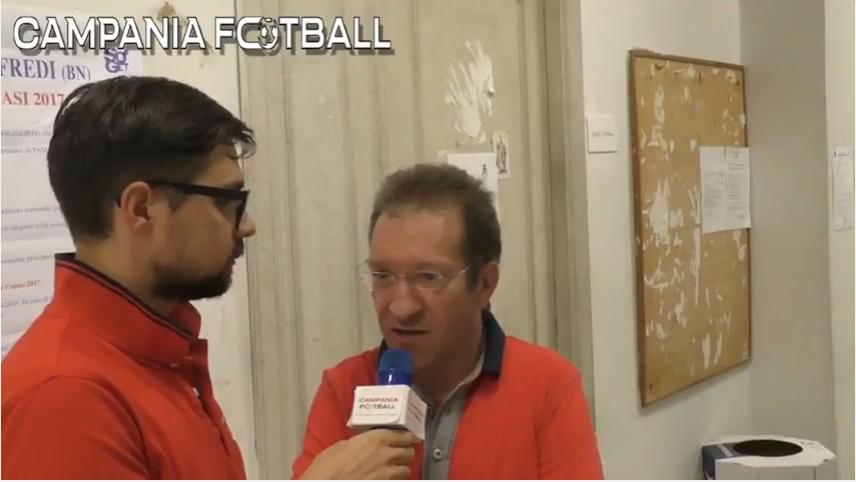 VIDEO | Asd San Nicola Manfredi: le parole del tecnico Liccardi