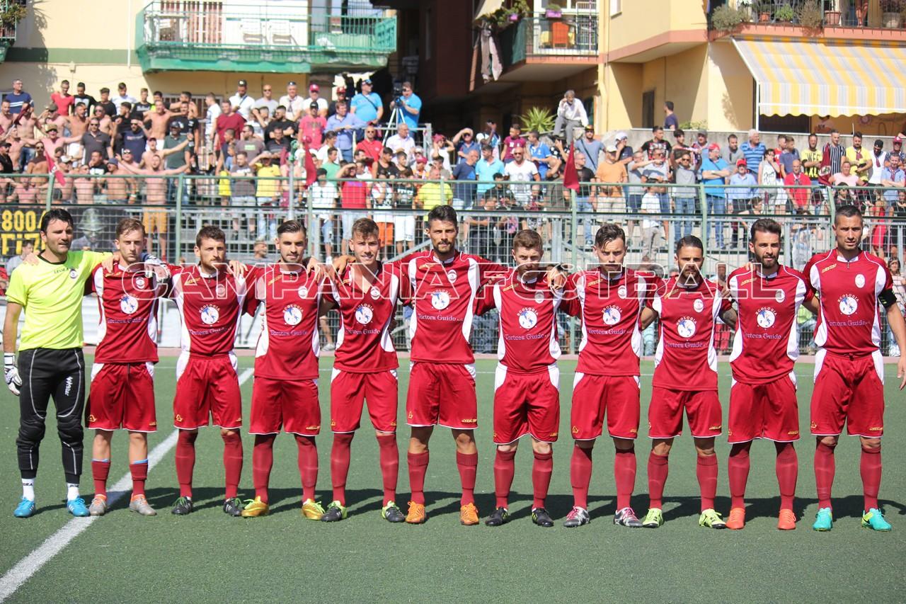 A San Giorgio vince la noia, finisce 0-0 con il Giugliano