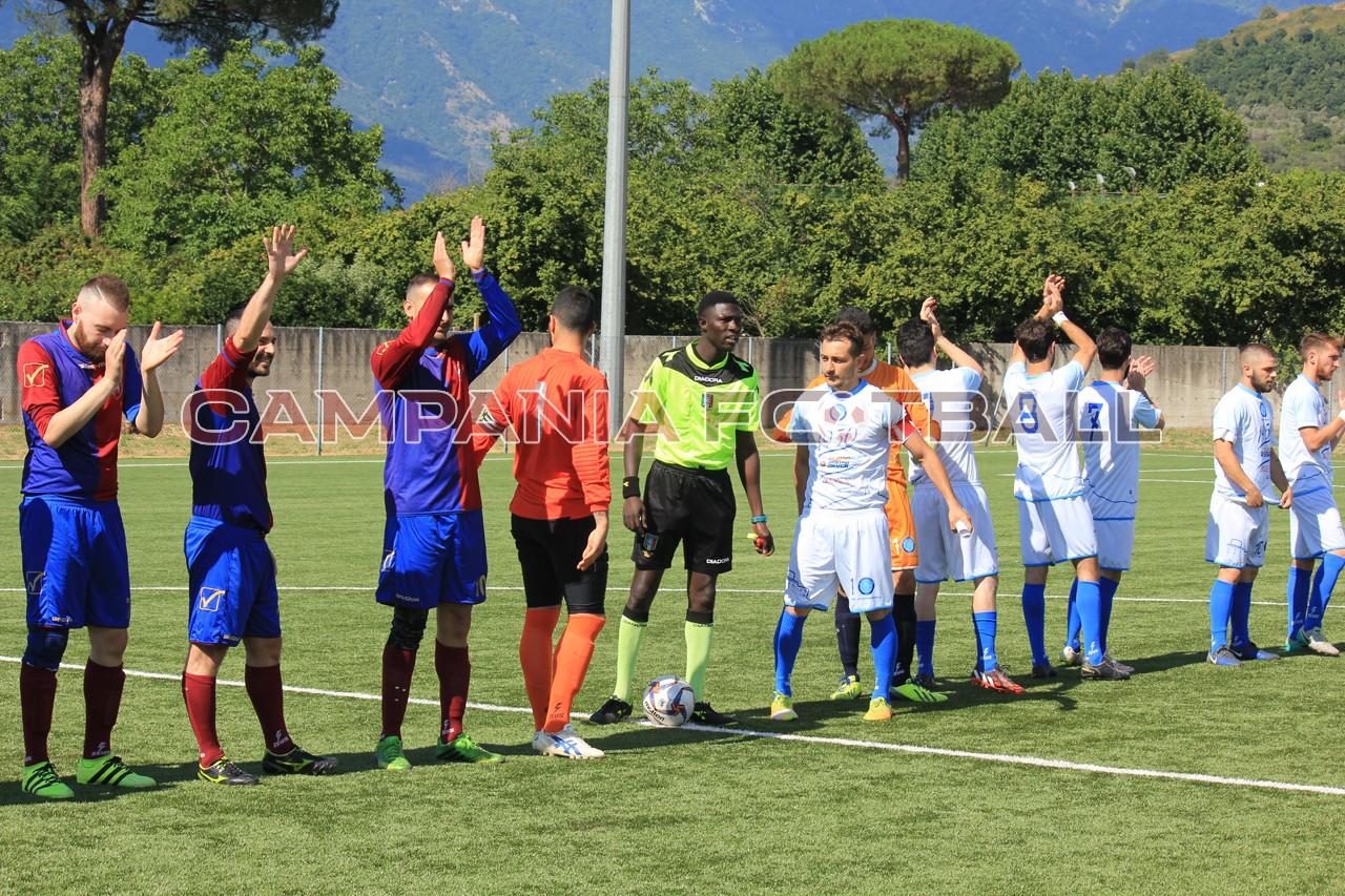 FOTO | Prima Categoria, Spareggio Promozione: Casamarciano-Montesarchio 0-2