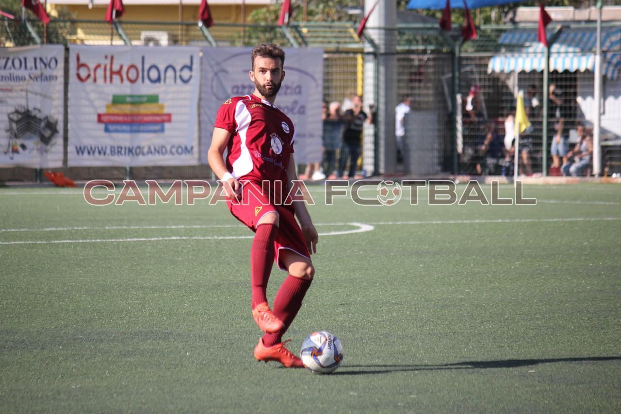 Serie D, il Pomigliano si fa avanti per il centrale Marco Cassandro