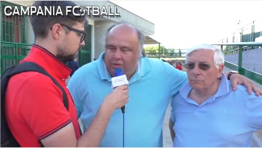 VIDEO | Casamarciano-Montesarchio: il commento di D'Ambrosio e Cavaccini