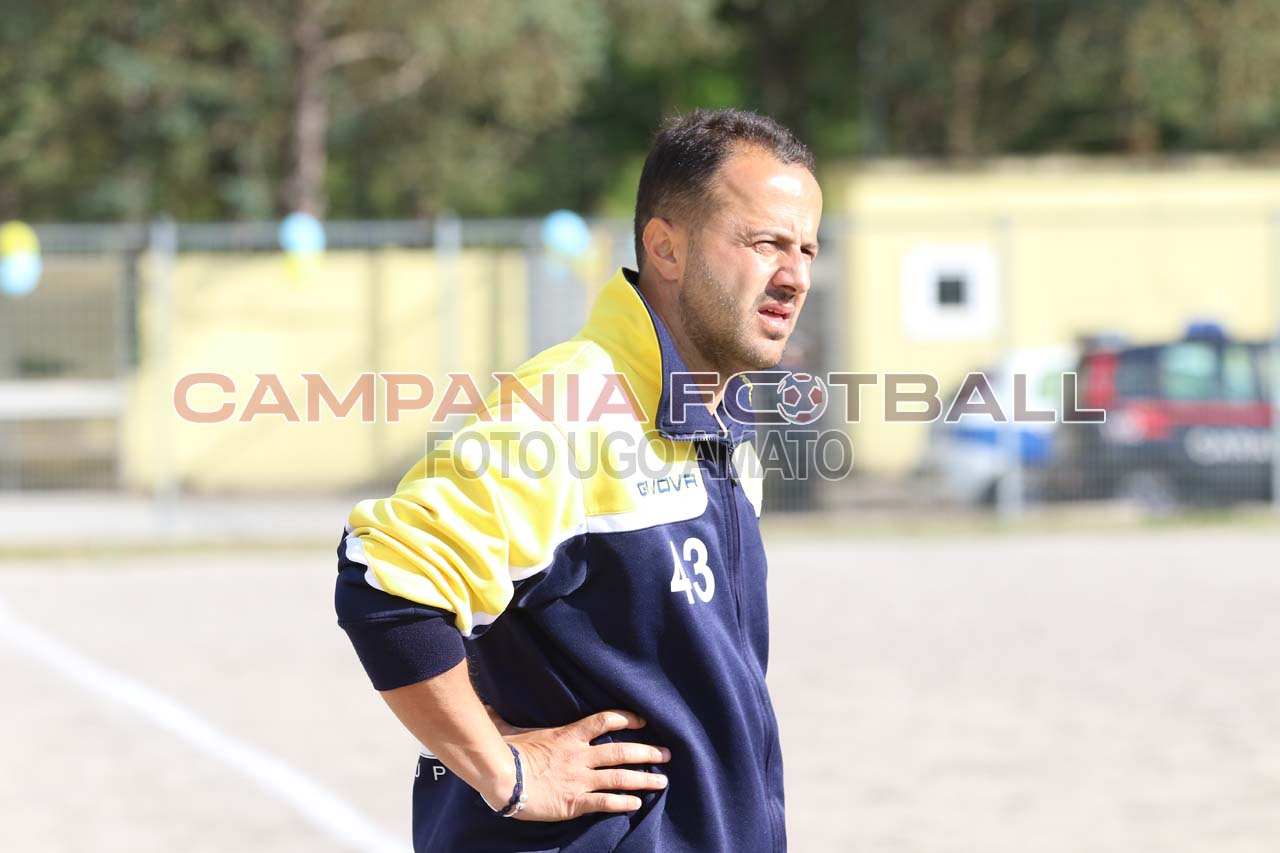 Toto allenatori: Peluso saluta il Cicciano per..