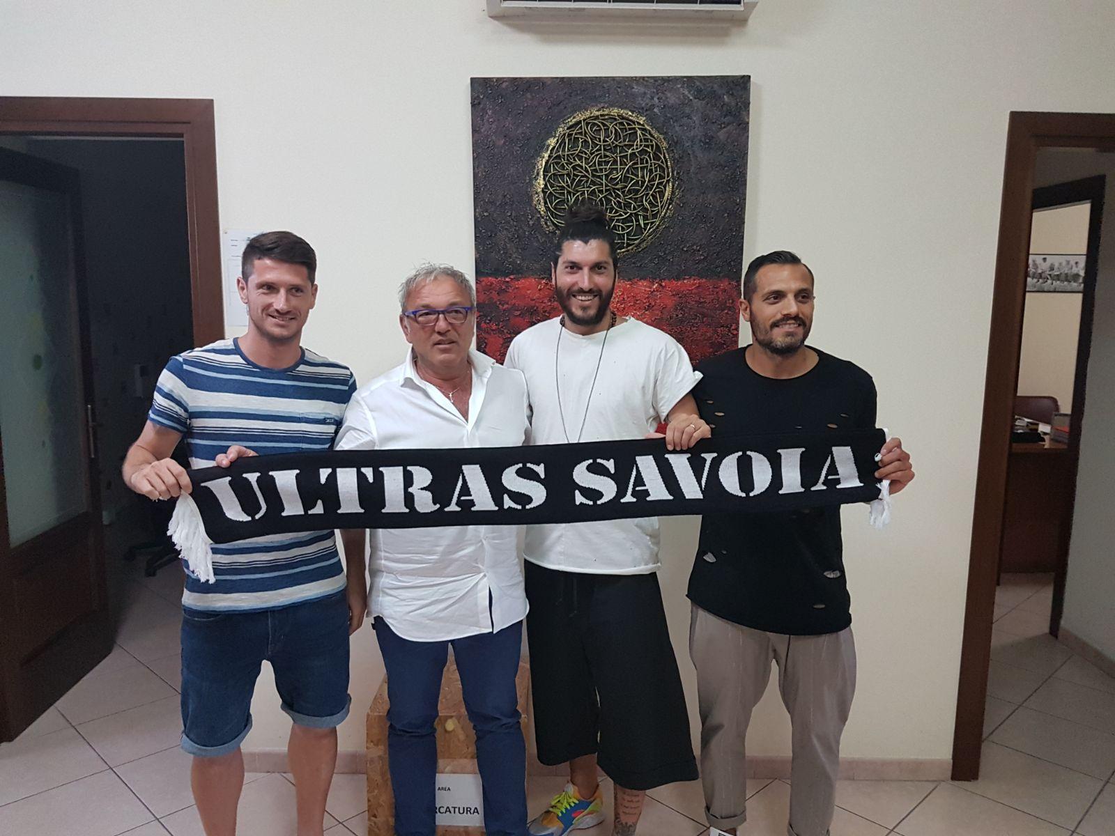 UFFICIALE | Savoia arriva un tris da urlo: Di Girolamo, De Rosa e Galizia