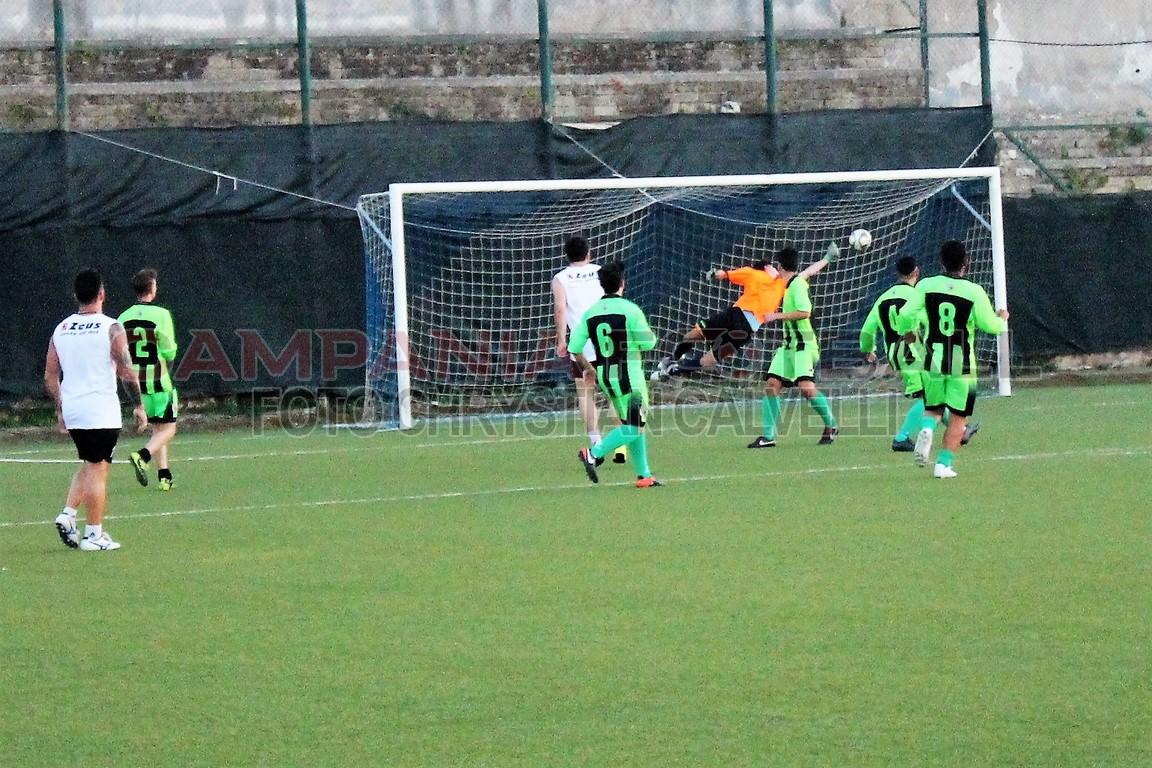 Amichevole precampionato | Neapolis 2-4 Gescal Boys Marano