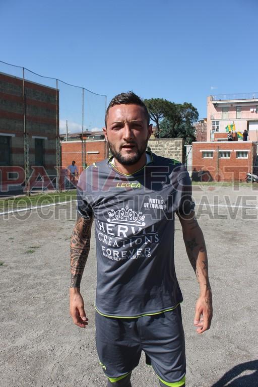 Promozione, Real Sarno: per l'attacco piace La Pietra