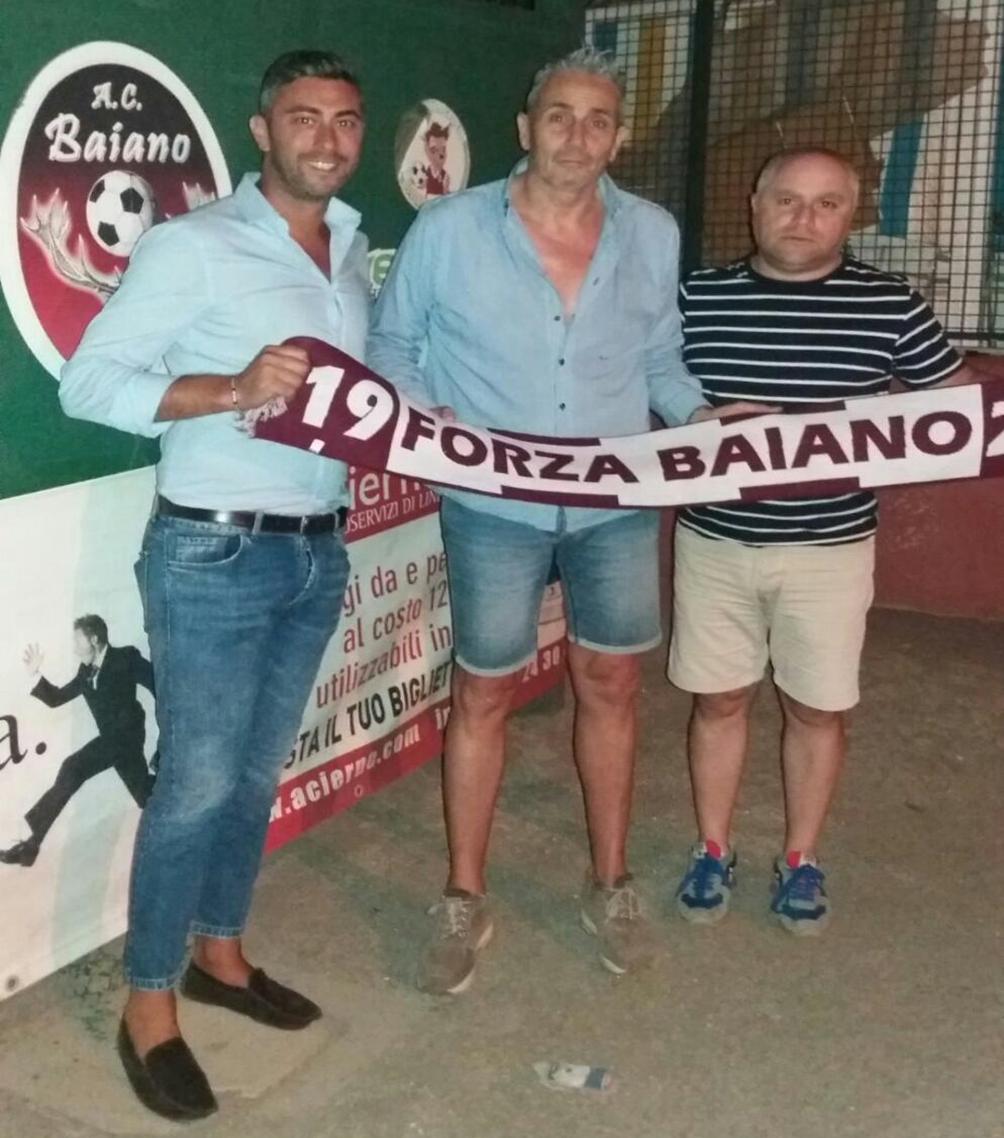 Baiano, Galluccio nuovo allenatore