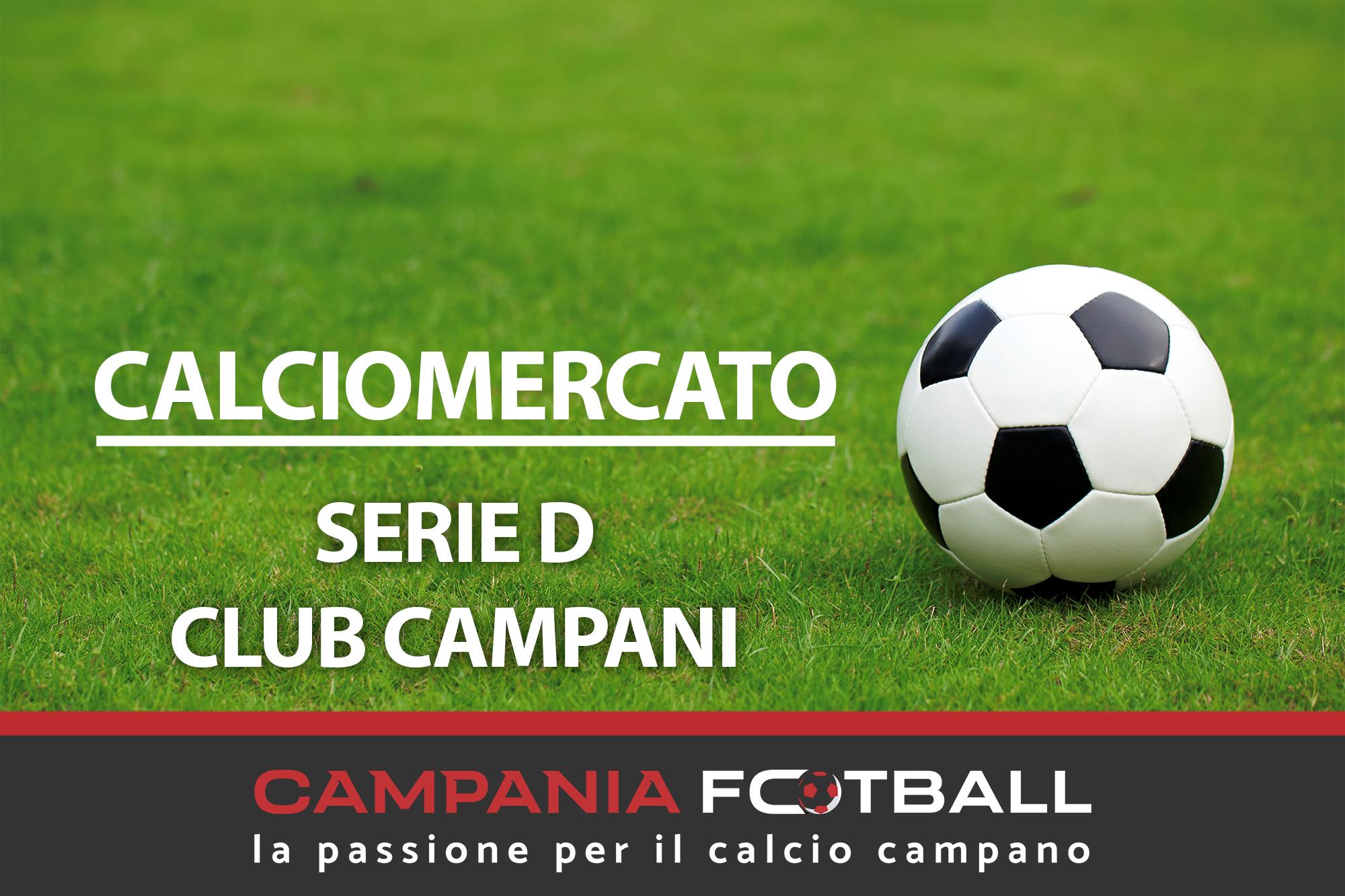 CALCIOMERCATO | Serie D: tutte le operazioni ufficiali dei club campani nella sessione di Dicembre 2017