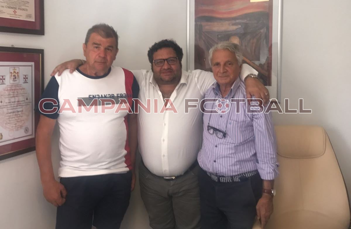 UFFICIALE | Gragnano: Martone rileva il club da Franco e torna alla presidenza
