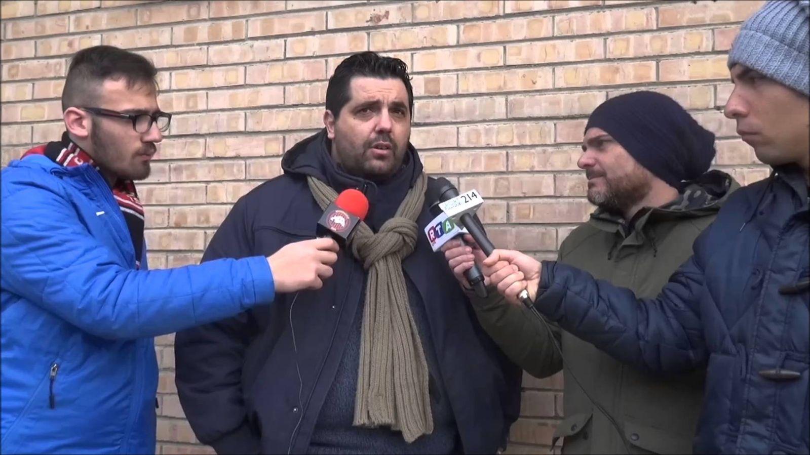 """Porte chiuse San Tommaso-Agropoli, l'amarezza di Cucciniello: """"La motivazione? Un commento su Facebook"""""""
