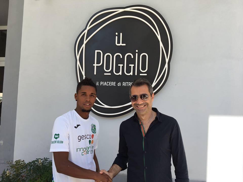 Afro Napoli United: è ufficiale Dodò