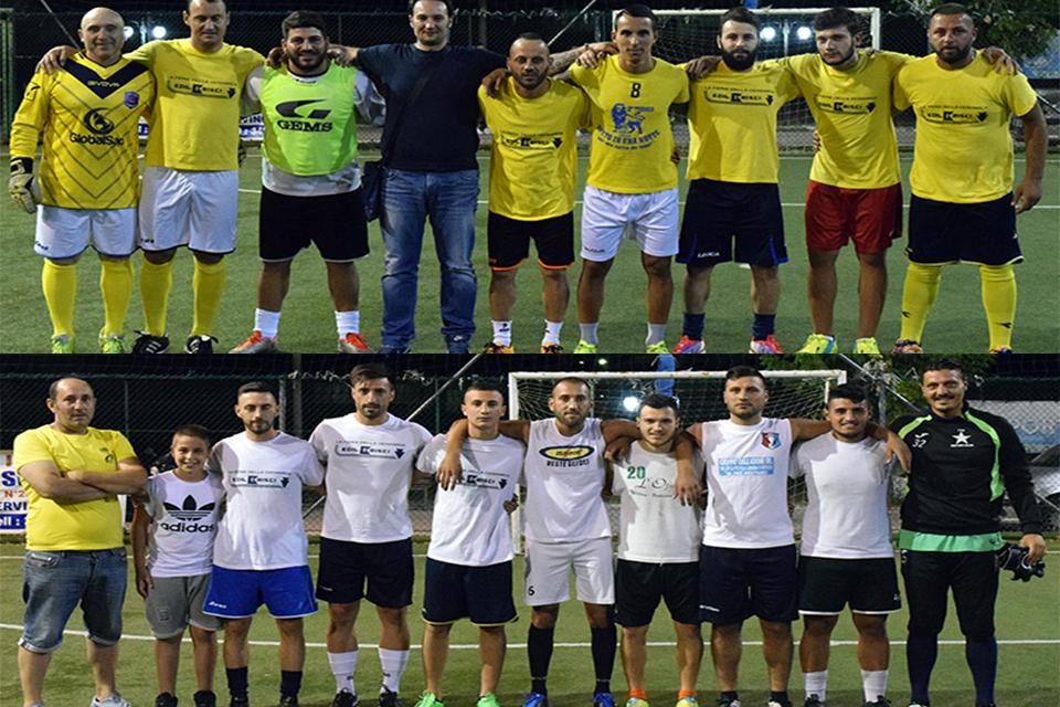 Torneo Valle di Suessola, stasera l'atto finale: Assicurazioni Gammella vs Mecsan
