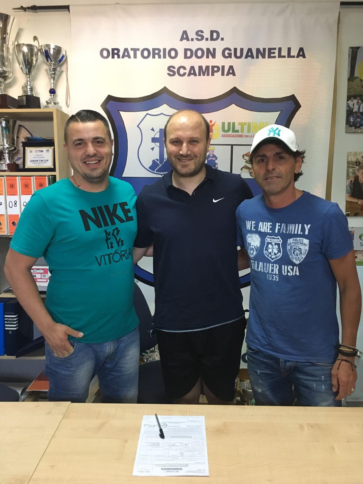 ODGS, firma un Cavaliere: arriva Rosario La Rossa, ex Pescara e Giugliano