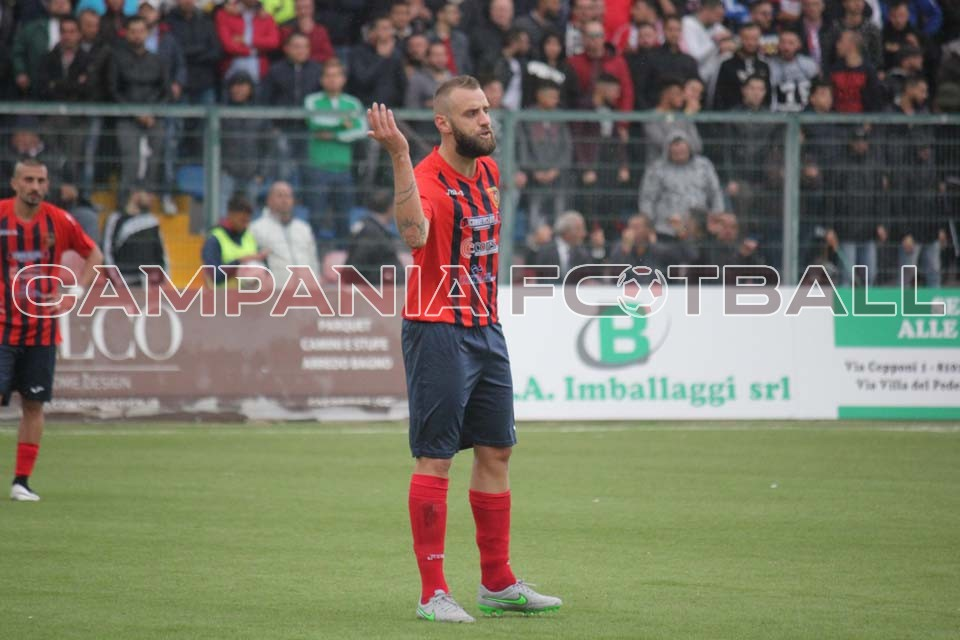 Il futuro di Luca Borrelli passa per il Lazio, il bomber in trattativa con il Sora