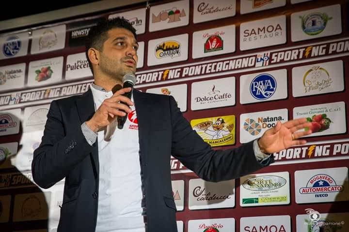 """Sporting Pontecagnano si riparte, il fondatore Angelo Mazza: """"Vogliamo divertirci e vincere ancora"""""""