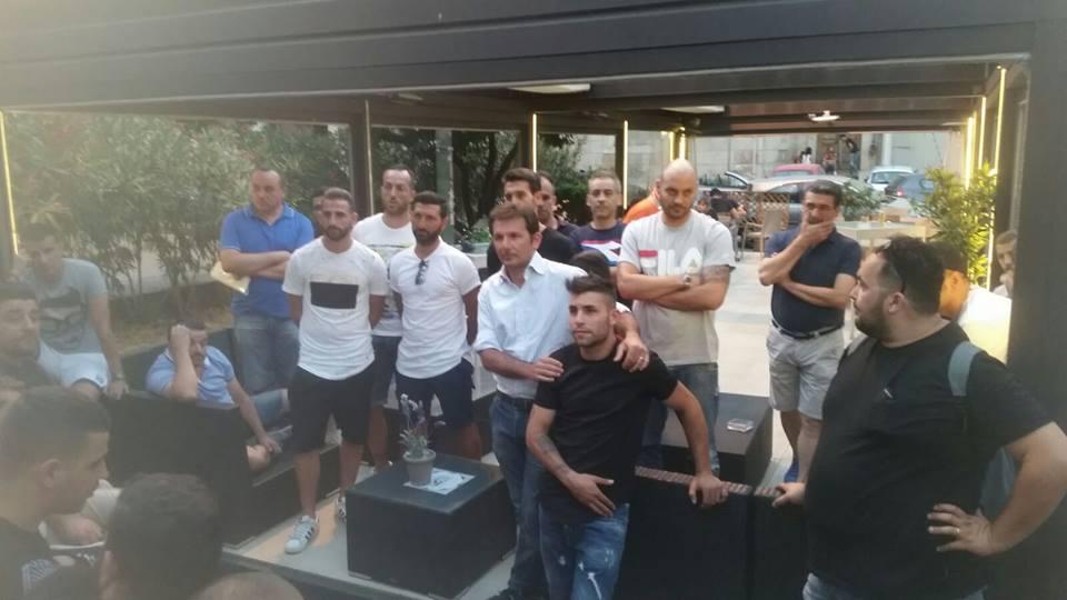 Nola arrivano i quattro moschettieri: Falco, Mocerino, Castiglione e Sacco