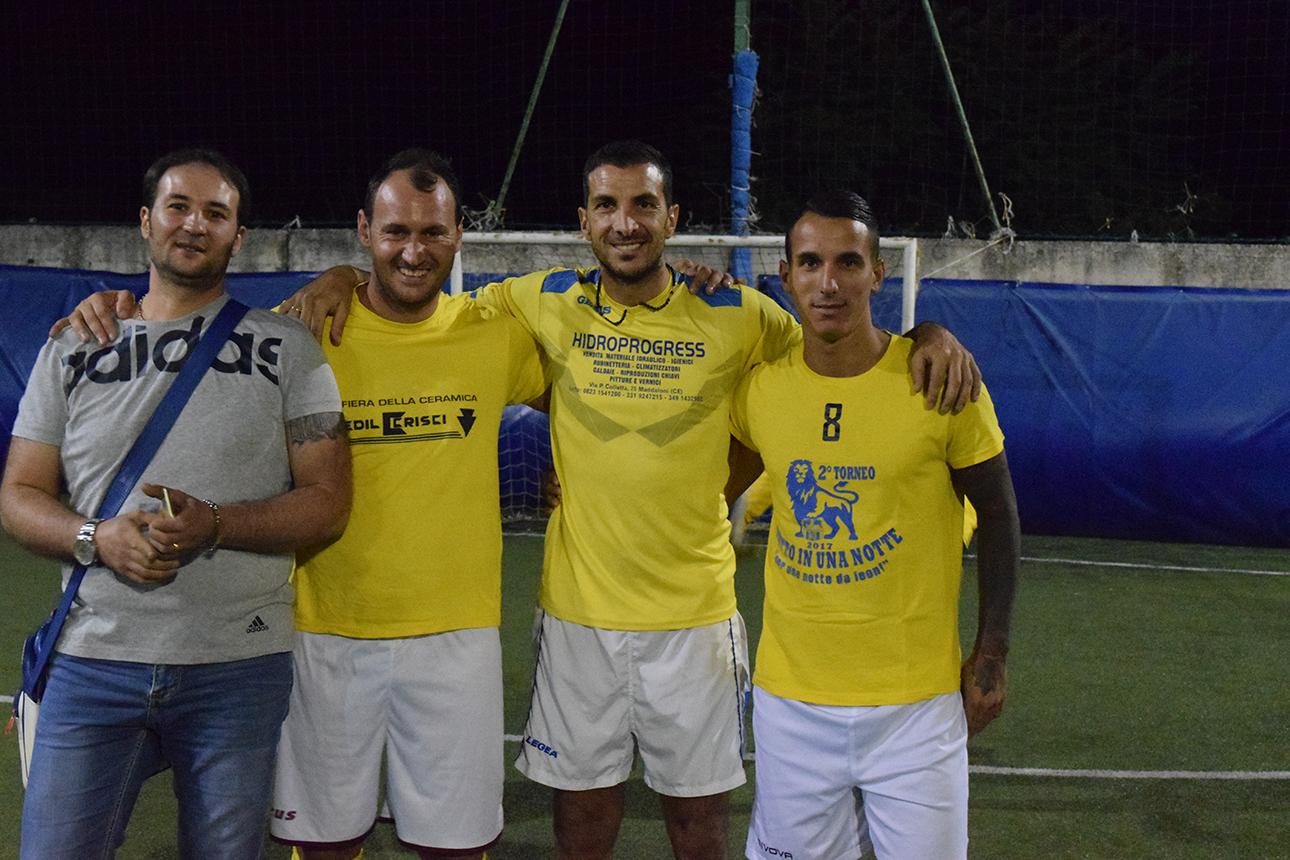 Calcio A5, Torneo Valle di Suessola: Mecsan vola in semifinale. Stasera è il turno di Campania Football