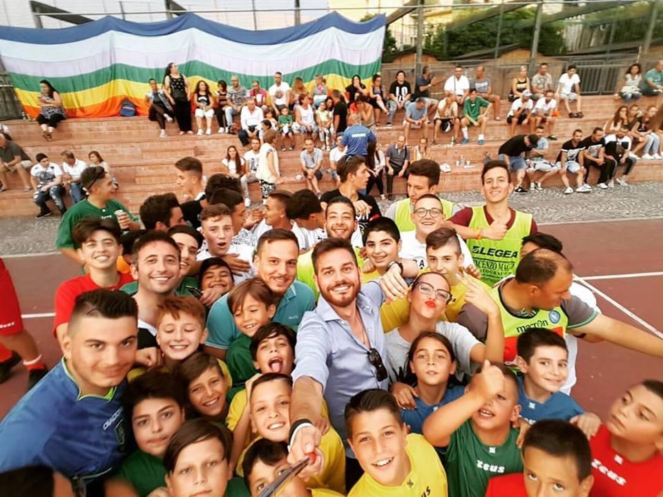 Calcio, spettacolo e divertimento: a Portici va in scena il 5° Trofeo Chiara Luce