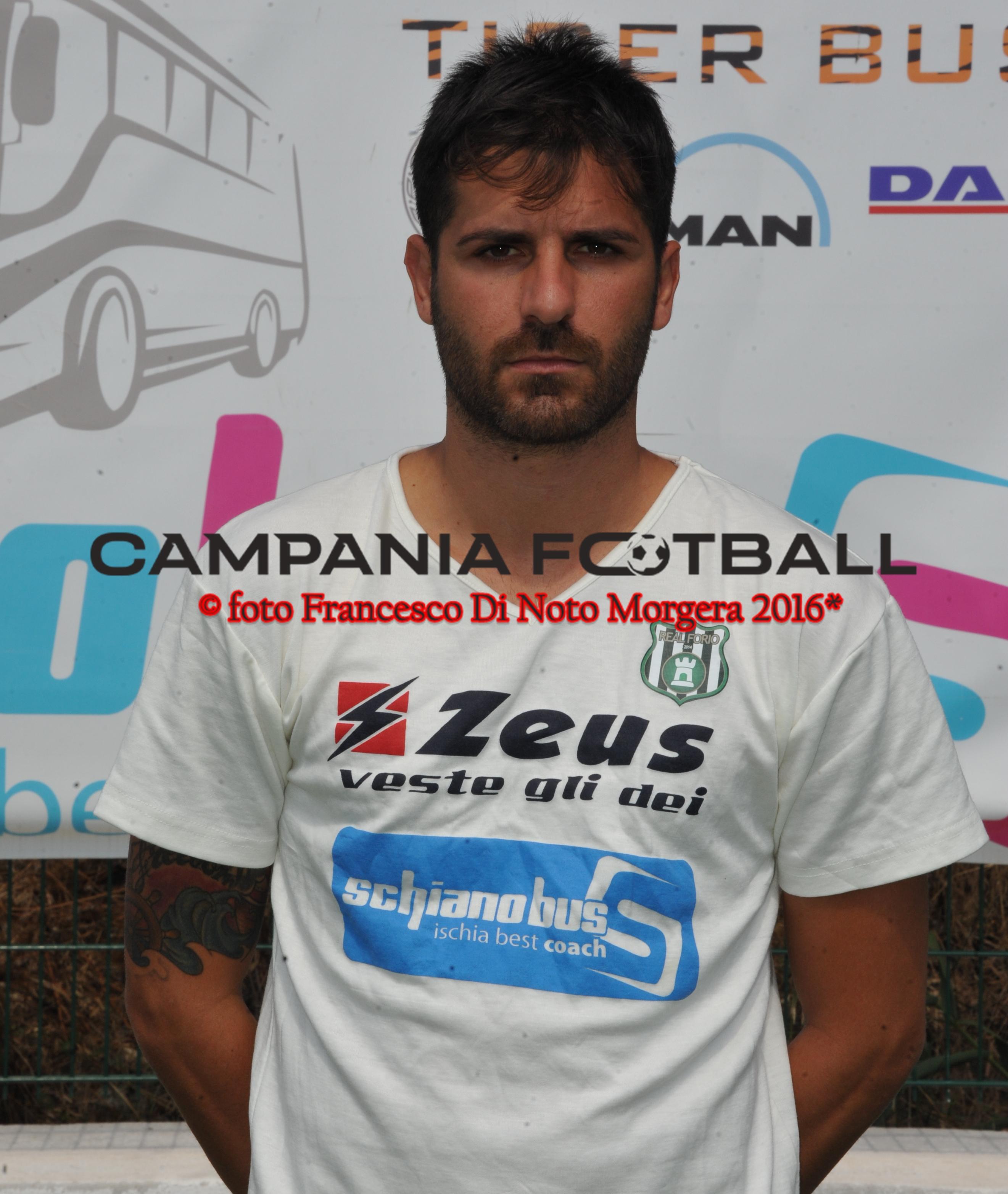 Real Forio:ritorna  Antonio Di Dato, Sirabella in prestito in serie D